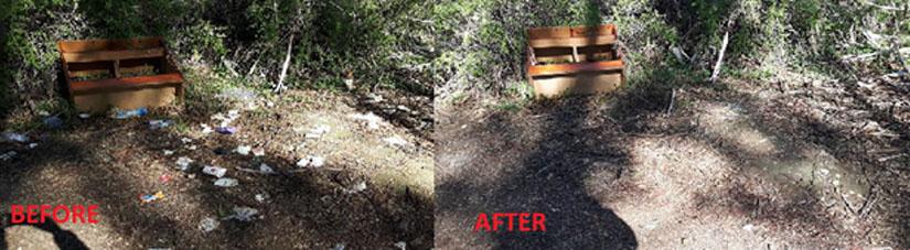 εκστρατεία καθαριότητας από τον Δήμο Στροβόλου