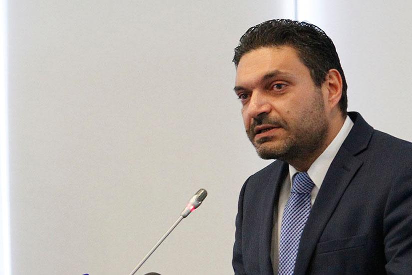 Υπουργός Εσωτερικών