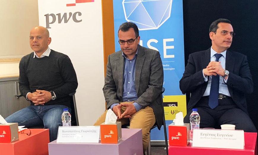 Η PwC ανακοίνωσε τη συνεργασία της με το Κέντρο Αριστείας Έρευνας και Καινοτομίας RISE