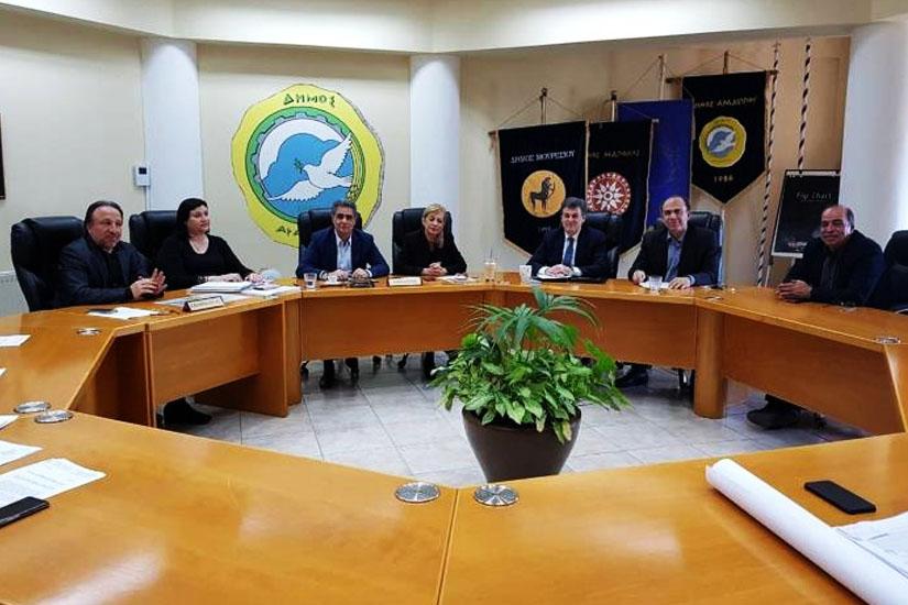 Άμεση απομάκρυνση υποστατικού με τόνους πυρίτιδας ζητά ο Δήμος Αραδίππου