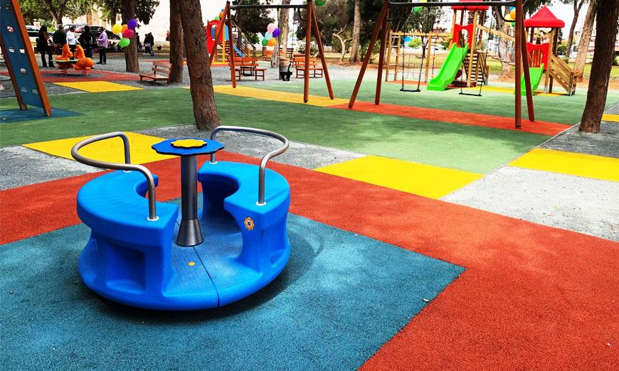 πάρκο Φανερωμένης