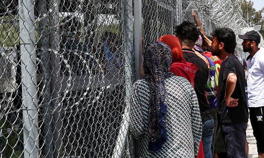 Μετανάστευσης