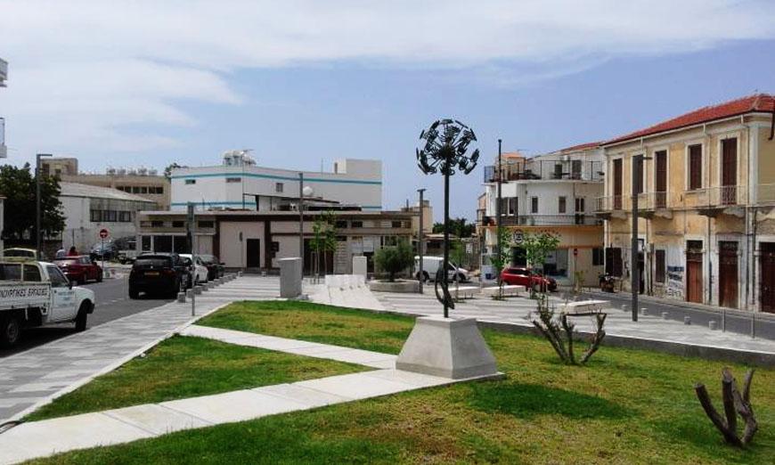 Πλατεία Μάρκου Δράκου