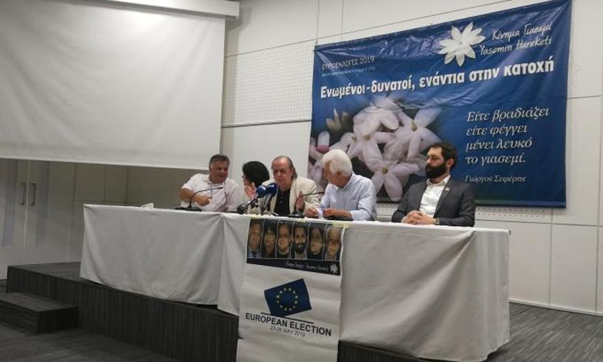 Κίνημα «Γιασεμί»: Στόχος ο τερματισμός της κατοχής