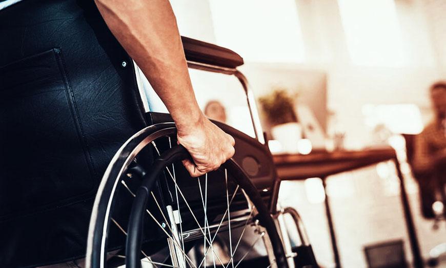 άτομα με αναπηρίες