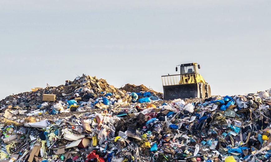 παραγωγή αστικών αποβλήτων