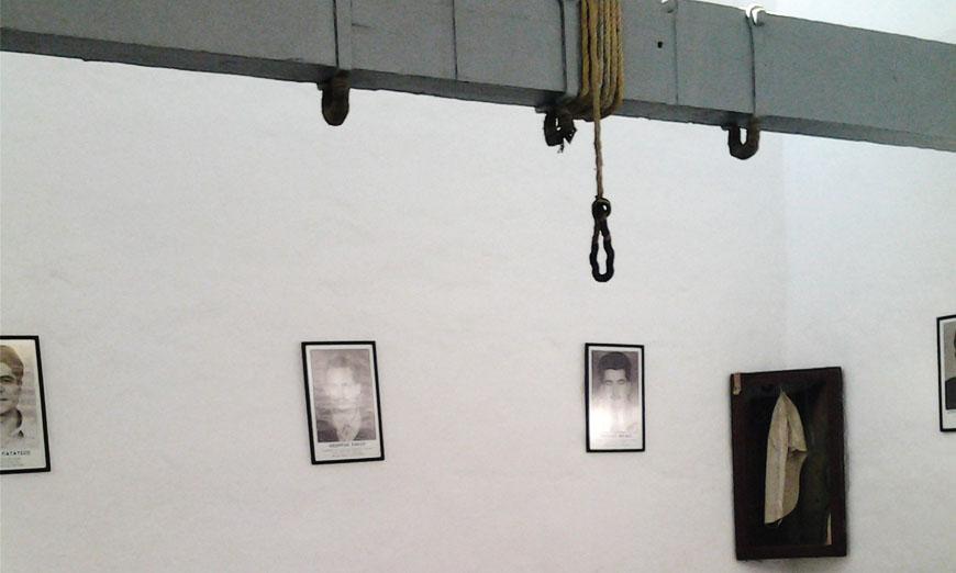 Μνημείο Συνδέσμου Πολιτικών Καταδίκων – Γράφει ο Αριστείδης Παναγίδης