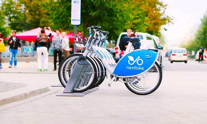 «έξυπνα» ποδήλατα