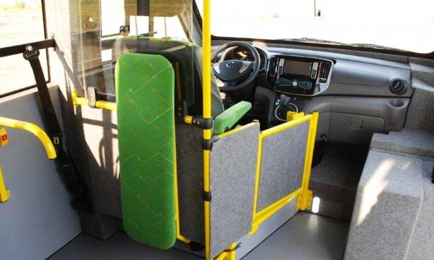 ηλεκτρονικό λεωφορείο