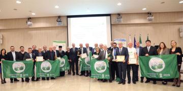 Τελετή βράβευσης Πράσινων Πόλεων και Κοινοτήτων