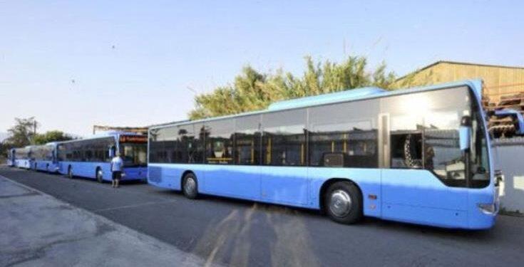 Κανένα δρομολόγιο των λεωφορείων της LPT στη Λάρνακα λόγω απεργίας συντεχνιών