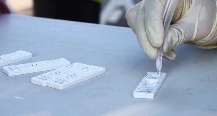 rapid test σε Λάρνακα και ελεύθερη επαρχία Αμμοχώστου