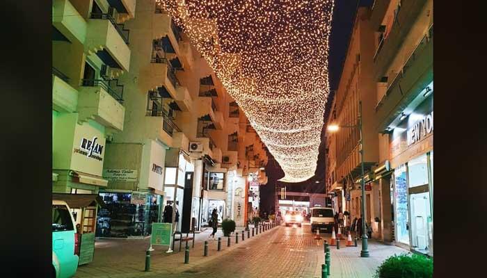 Χριστούγεννα στη Λάρνακα