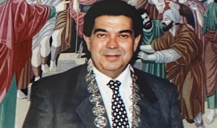 Δήμαρχος Πάφου Ανδρέας Αταλιώτης