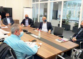 Στις νέες εγκαταστάσεις της Kition Ocean Holdings βρέθηκε το Δημοτικό Συμβούλιο Λάρνακας