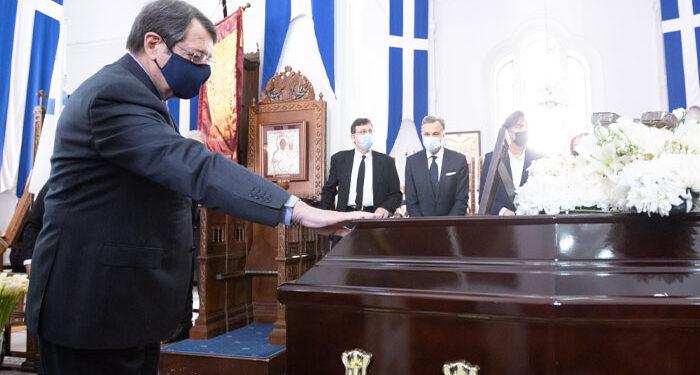 Πρόεδρος Αναστασιάδης