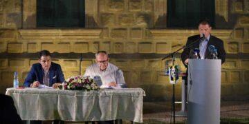 Με μεγάλη επιτυχία πραγματοποιήθηκε η παρουσίαση βιβλίου του Αντώνη Κέζου