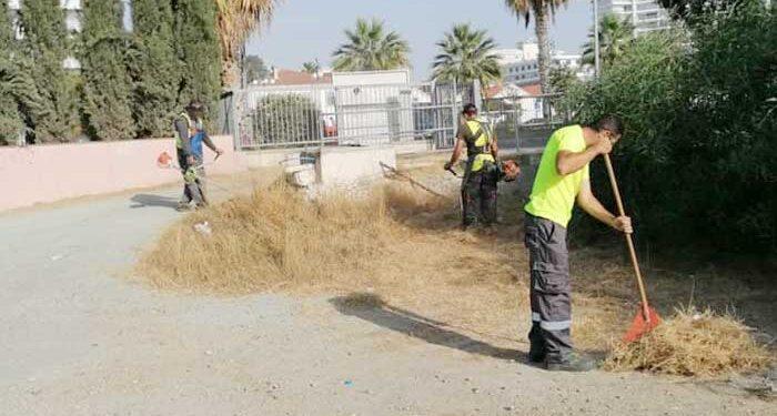Αρχίζουν οι εργασίες καθαριότητας στο Μακένζυ